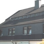 Blechbedachungen Wohn- und Geschäftshaus