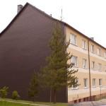 Wohnhaus Fassadenverkleidung